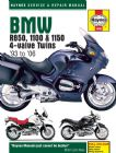 BMW R850, 1100 & 1150 4-valve Twins (93 - 06) Haynes Manual